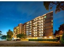 The Wind Hotel, hotel near U-Tapao Rayong-Pattaya International Airport - UTP, Bang Sare