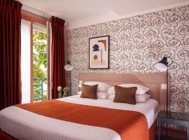 Hotel Relais Bosquet, hotel dicht bij: Eiffeltoren, Parijs