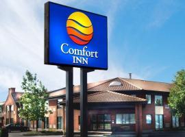 Comfort Inn Brossard, hotel near Montréal/St-Hubert Airport - YHU, Brossard