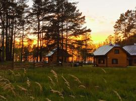 Vējciems, holiday home in Liepene