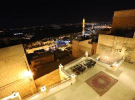 ZERZEVAN BUTİQUE HOTEL, отель рядом с аэропортом Mardin Airport - MQM в Мардине