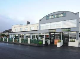 The Titan, hotel near Glasgow Airport - GLA, Clydebank