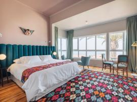 Casablu Hotel, hotel en Valparaíso