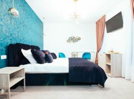 LIANE BOUTIQUE HOTEL, hotel in Câmpulung Moldovenesc