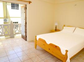 Bascombe Apartments, hotel in Kingstown