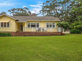 Canary Cottage - fresh, clean, simple & comfortable, hotel in Bowral