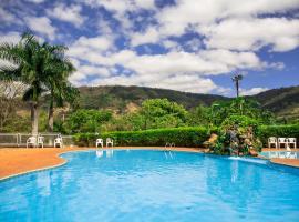 Santana's Ranch, farm stay in São Pedro
