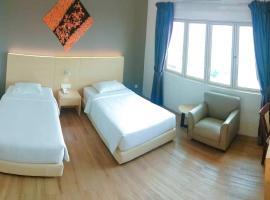 峇株巴轄峰會西格尼酒店,峇株巴轄的飯店