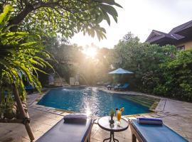 Sri Phala Resort & Villa, hotel in Sanur