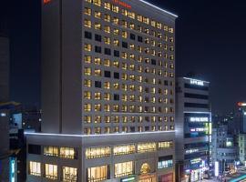 Ramada by Wyndham Daejeon, hotel in Daejeon