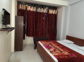 Shivhare pailece, hotel in Sītāpur Mūāfi