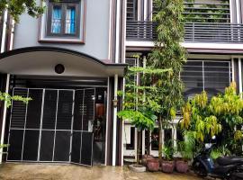 Puspa Guest House Syariah, homestay in Batam Center