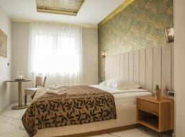 Garni Boutique Hotel Arta, отель в Нови-Саде