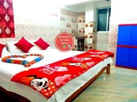 Goroomgo Pranab Sadan Puri, hotel in Puri