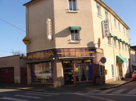 Hôtel Le Flaubert, hotel in Fougères