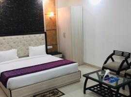 The Magnum, budget hotel in New Delhi