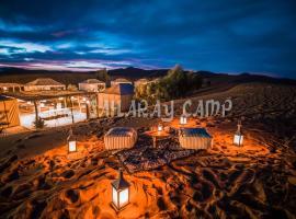 Saharay Camp, campground in Merzouga