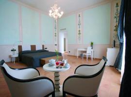 Miglio d'Oro Park Hotel, hotel in Ercolano