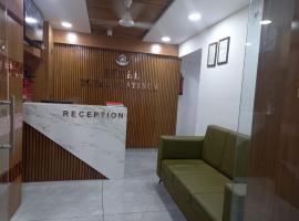 Hotel Royal Platinum, hotel near Sardar Vallabhbhai Patel International Airport - AMD, Ahmedabad