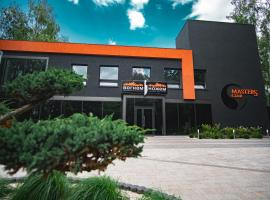 Mastersclub, отель в Тернополе
