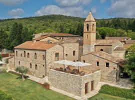Locanda dei Logi, farm stay in San Gimignano