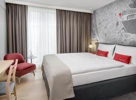 IntercityHotel Budapest, hotel near Puskas Ferenc Stadion, Budapest