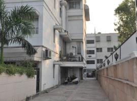 NAMASTE GUEST HOUSE, apartment in New Delhi