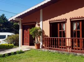 Hotel Rebequet, hotel in Boquete