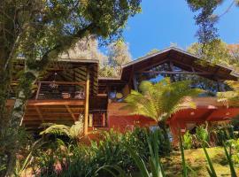 Vivie Pousada, hotel em Monte Verde