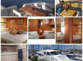 Yacht Leopard S - Feel the Sea, boat in San Miguel de Abona