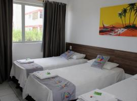 pousada arco iris fortaleza, guest house in Fortaleza