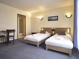 Zenitude Hôtel-Résidences Carcassonne, hotel in Carcassonne