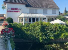 Hotel Krasemann, hotel near Aalten Station, Isselburg