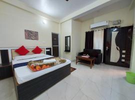 Hotel Creation Inn, hotel in Saharsa