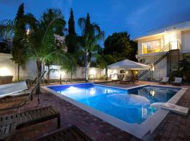 Villa 56 Luxury apartments, hotel near Temple of Apollon, Rhodes Town