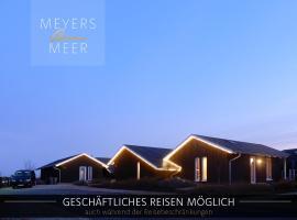 Schwarzes Holzferienhaus mit Sauna in Zierow -- SONNENECK -- 500m zum Ostsee-Strand, 4 - 6 Personen, holiday home in Zierow