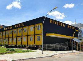 Riviera Hotel, hotel in Brasilia