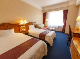 Court Hotel Kurashiki - Vacation STAY 09723v、倉敷市のホテル