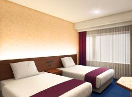 Court Hotel Kurashiki - Vacation STAY 09727v、倉敷市のホテル