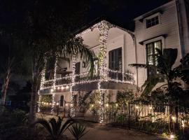 The Esplanade Mansion, B&B in New Orleans