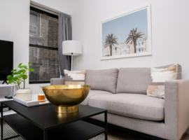 Upper West Manhattan Stays, apartment in New York