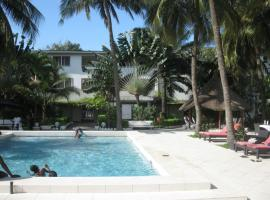 Hotel du Port, hotel in Cotonou