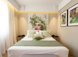 Artree Suites, family hotel in Heraklio Town