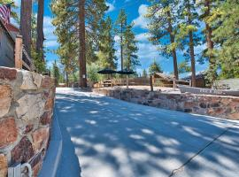 cottage 4 Red Fox Comfortable with Convenient Location, apartment in Big Bear Lake