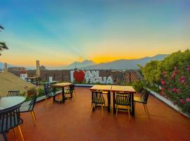 Hotel El Carmen, hotel in Antigua Guatemala
