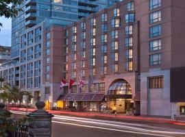 The Yorkville Royal Sonesta Hotel Toronto, hotel in Toronto