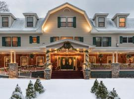 The Inn at Thorn Hill, Hotel in Jackson