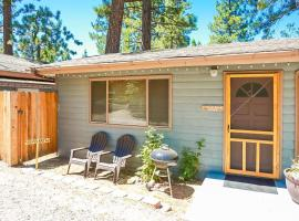 Cottage 7 Perfect Location enjoy Countryside, apartment in Big Bear Lake