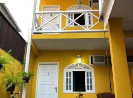 Pousada Recanto da Ana Alice, accessible hotel in Abraão