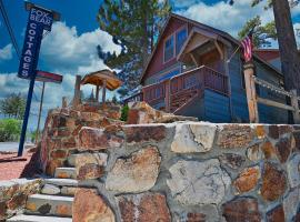 Fox n Bear Cottages Relax and Enjoy Ski or Lake Vacation, apartment in Big Bear Lake